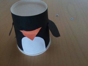 moving penguin